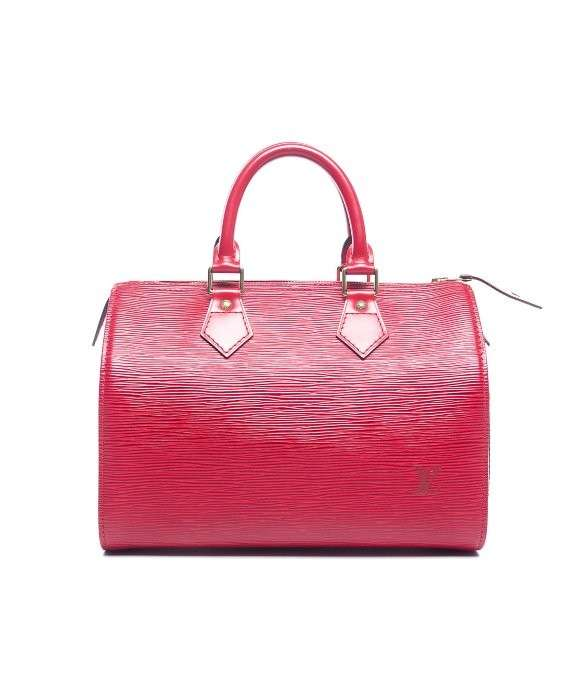 Bauletto rosa Louis Vuitton