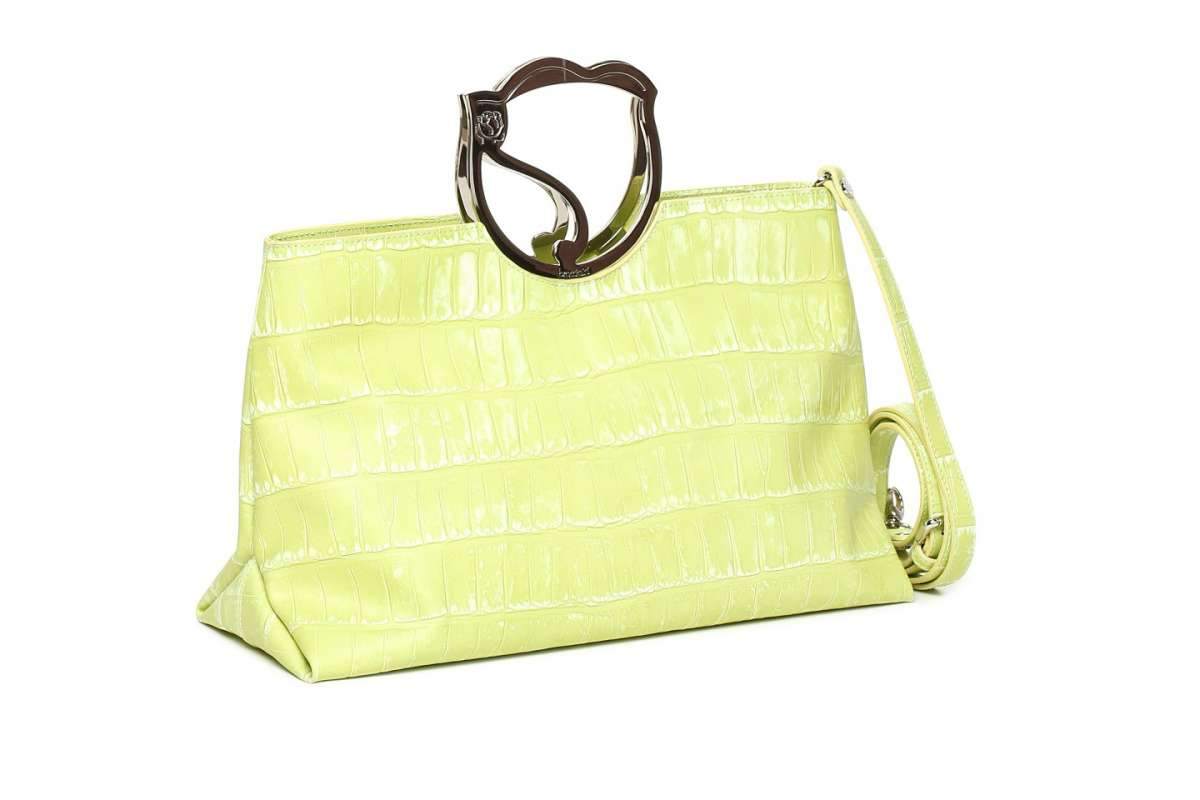 Mini bag giallo sorbetto