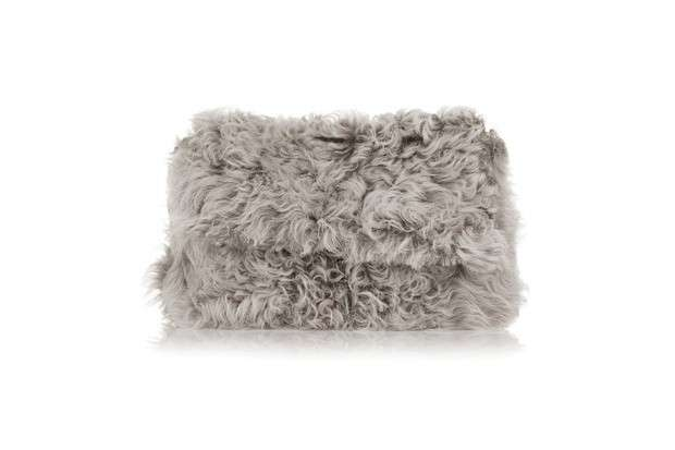 Clutch pelo riccio Elizabeth and James