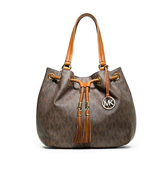 Shoulder bag logata Michael Kors