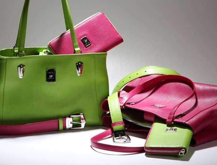 Linea Bold: colori vitaminici per le shopping bag
