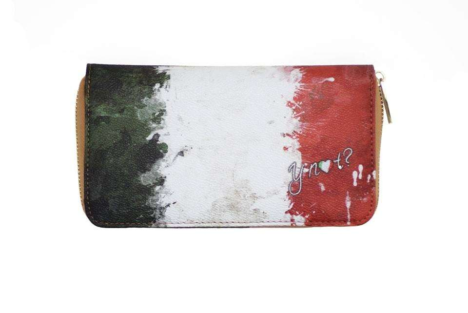 Pochette Flag Bag bandiera italiana