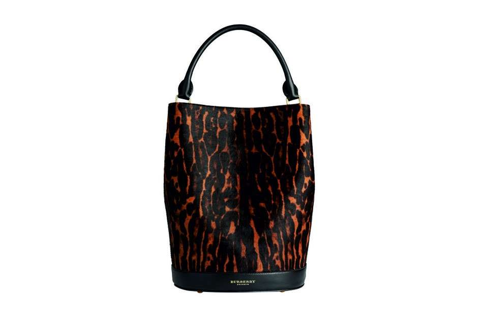 Hobo animalier Burberry