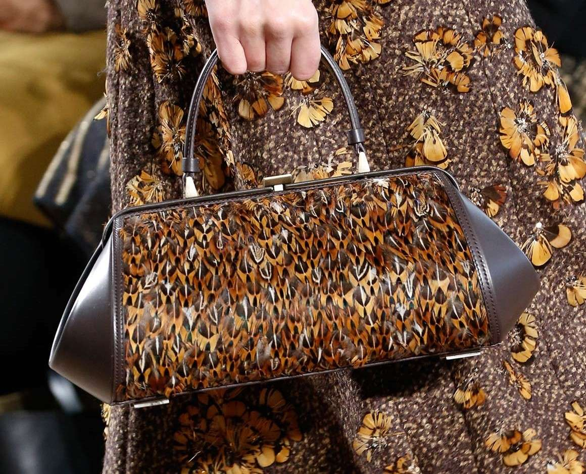 Doctor bag animalier Michael Kors