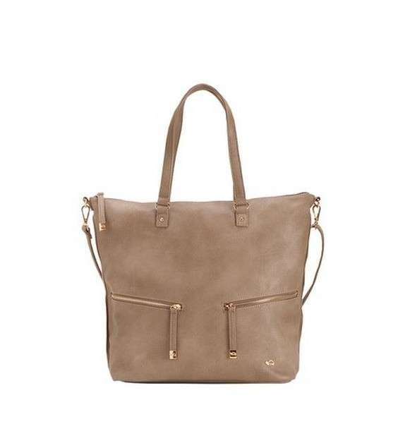 Shopper beige Carpisa