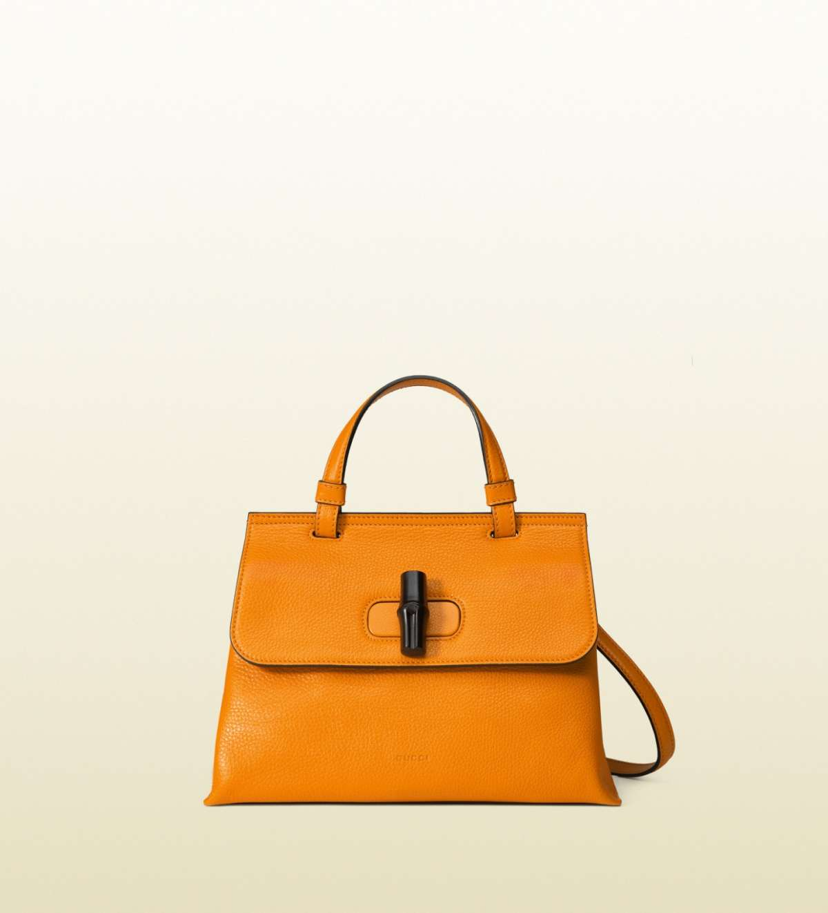 Handbag Bamboo Daily Gucci in pelle