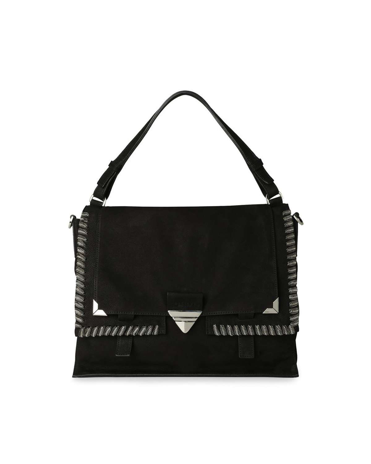 Shoulder bag nera Orciani