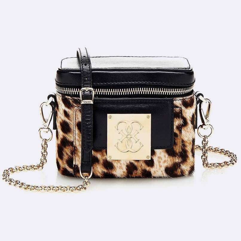 Mini bag animalier