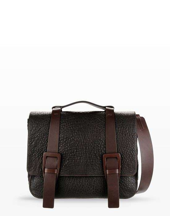 Messenger in pelle Trussardi