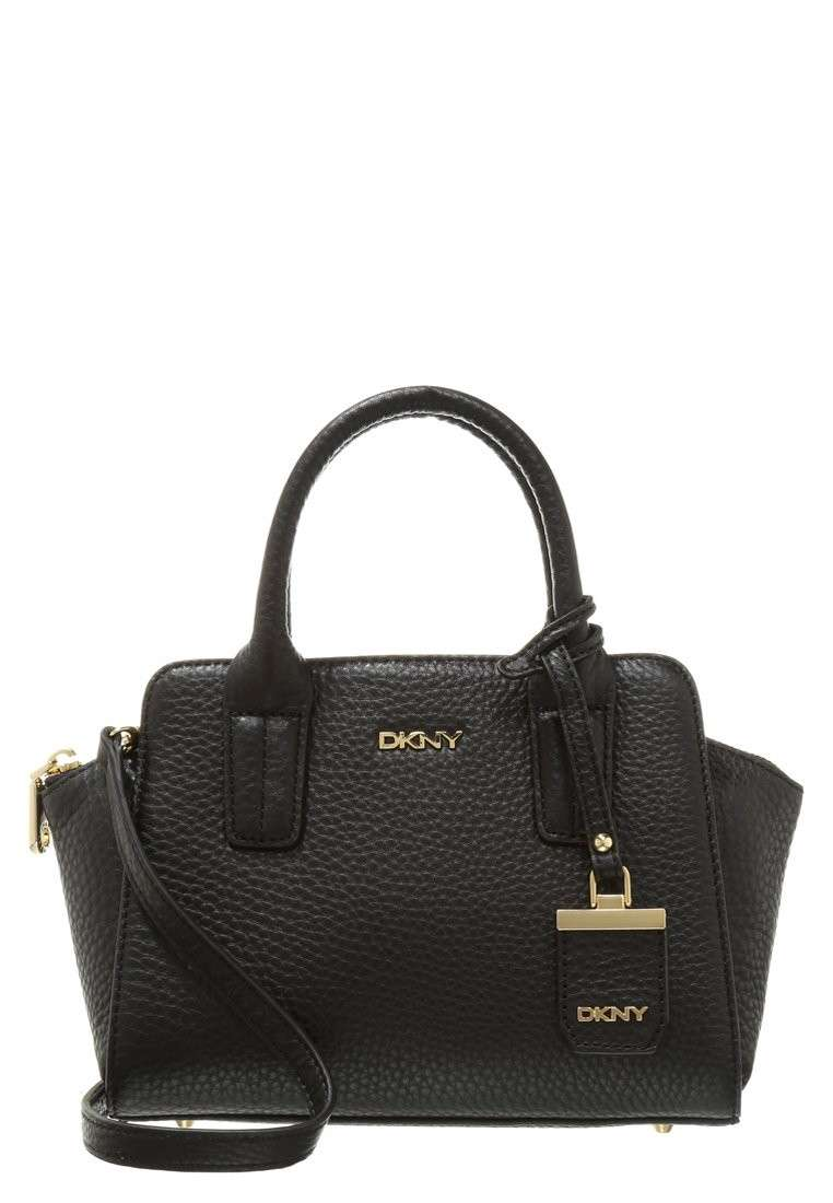 Mini handbag nera