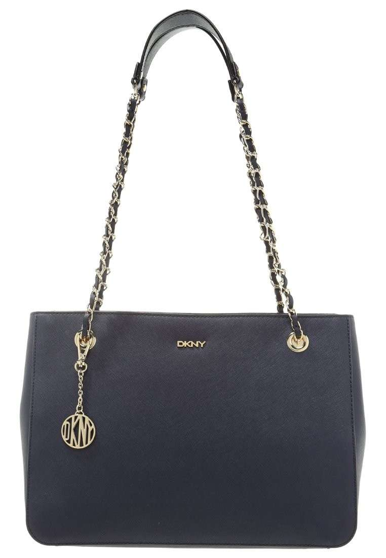 Shoulder bag blu notte
