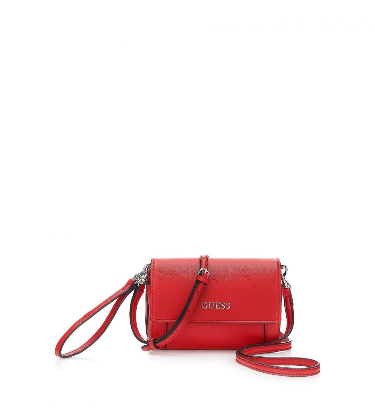 Tracollina rossa Guess