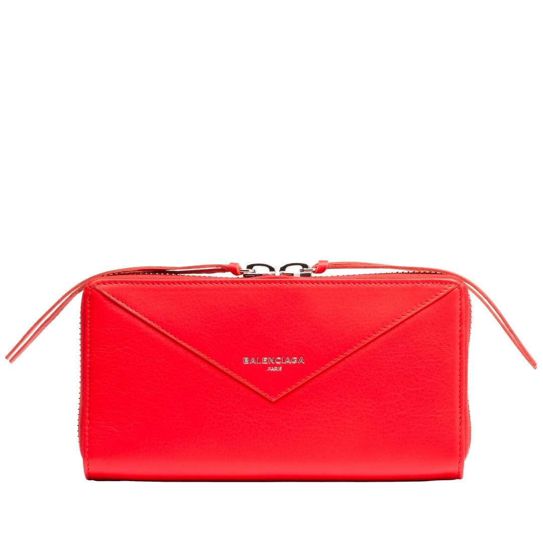 Box clutch rossa