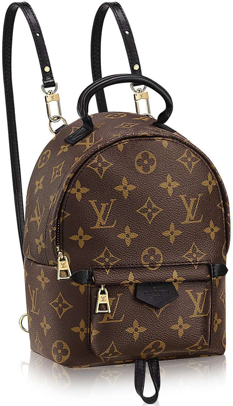 Mini Palm Spring Backpack Louis Vuitton