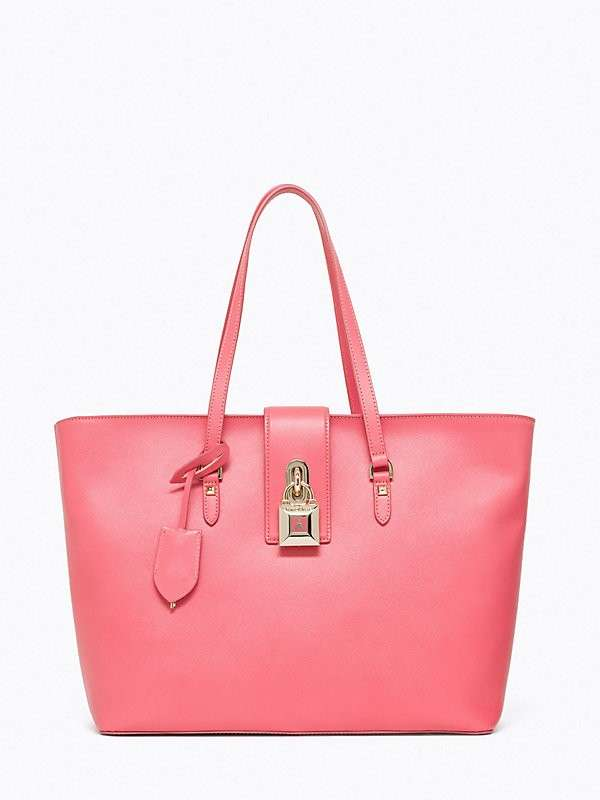 Shopping bag rosa Patrizia Pepe
