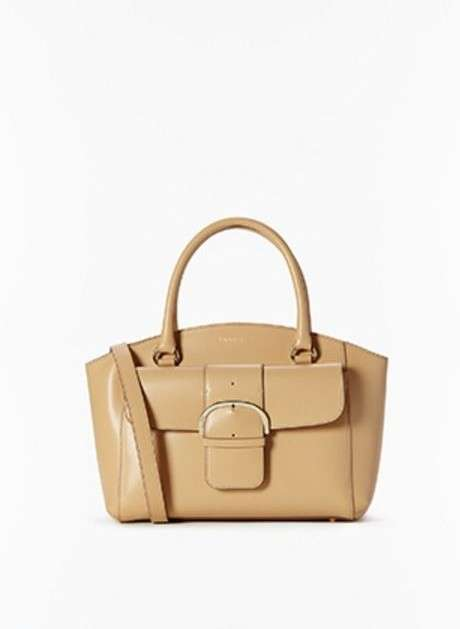 Handbag beige Twin Set