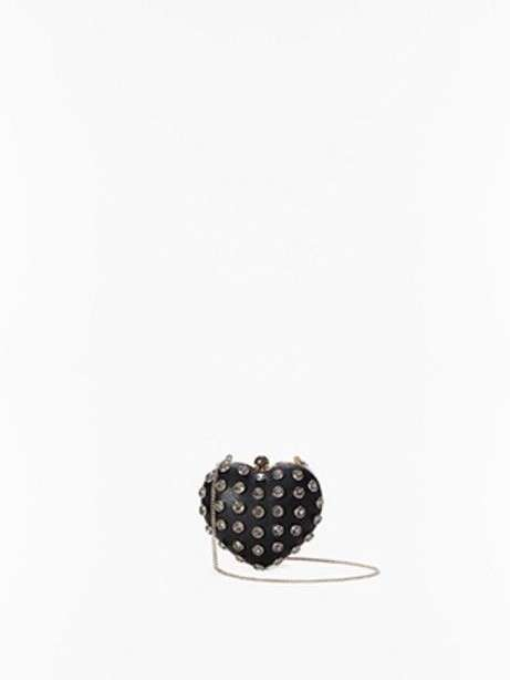 Clutch a cuore Twin Set