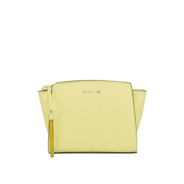 Clutch gialla Cromia
