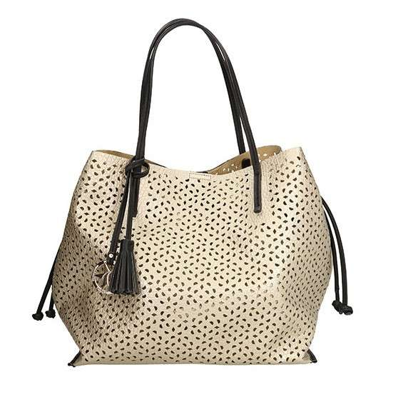 Shopper laser cut Primadonna