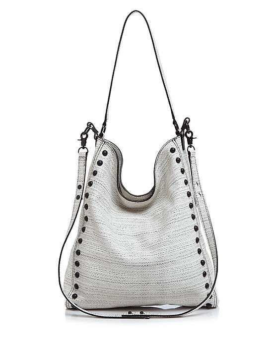 Hobo bag borchiata Loeffler Randall