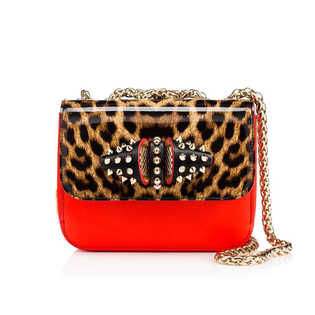 Mini bag animalier Christian Louboutin