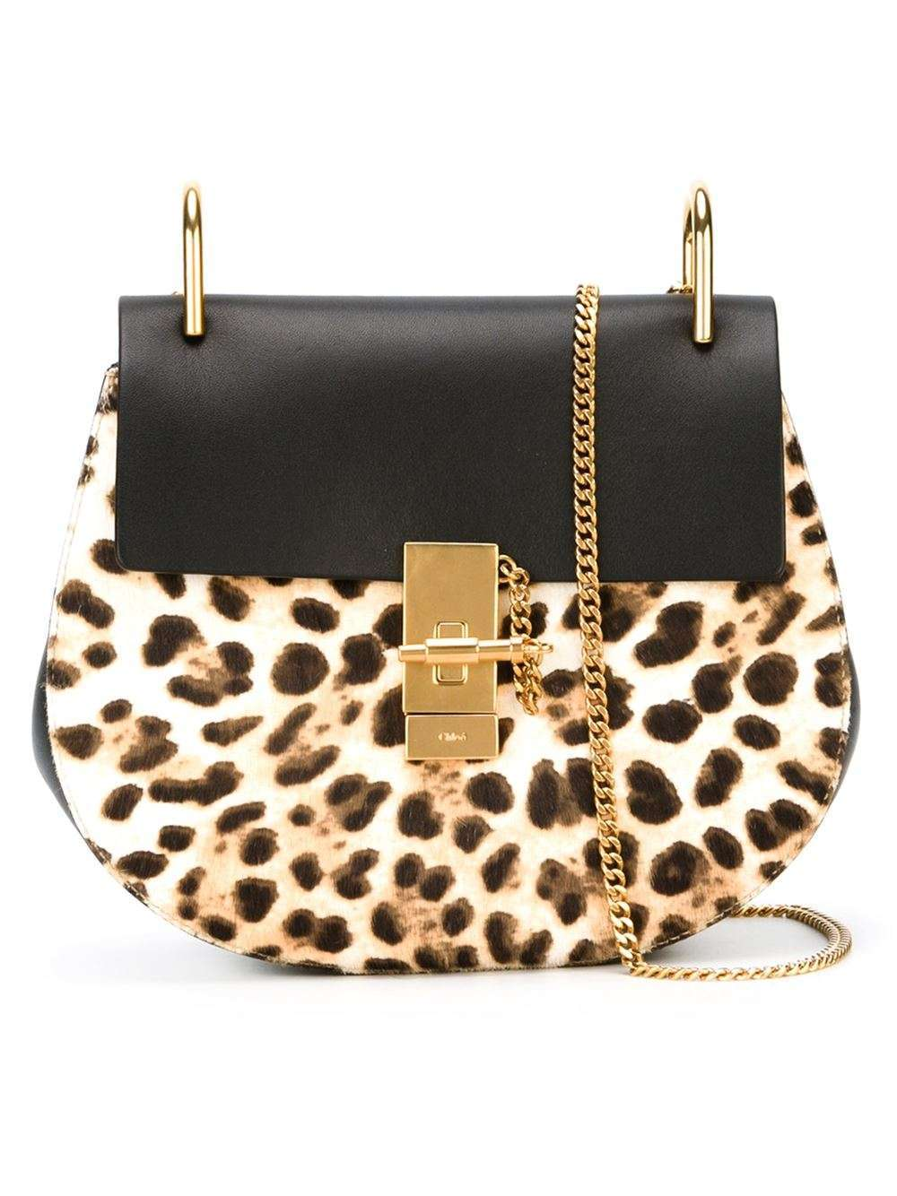 Shoulder bag animalier Chloè