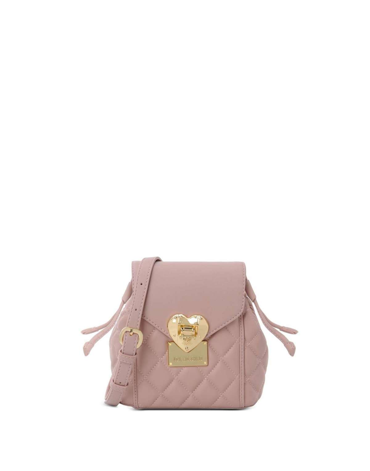 Mini bag rosa Love Moschino