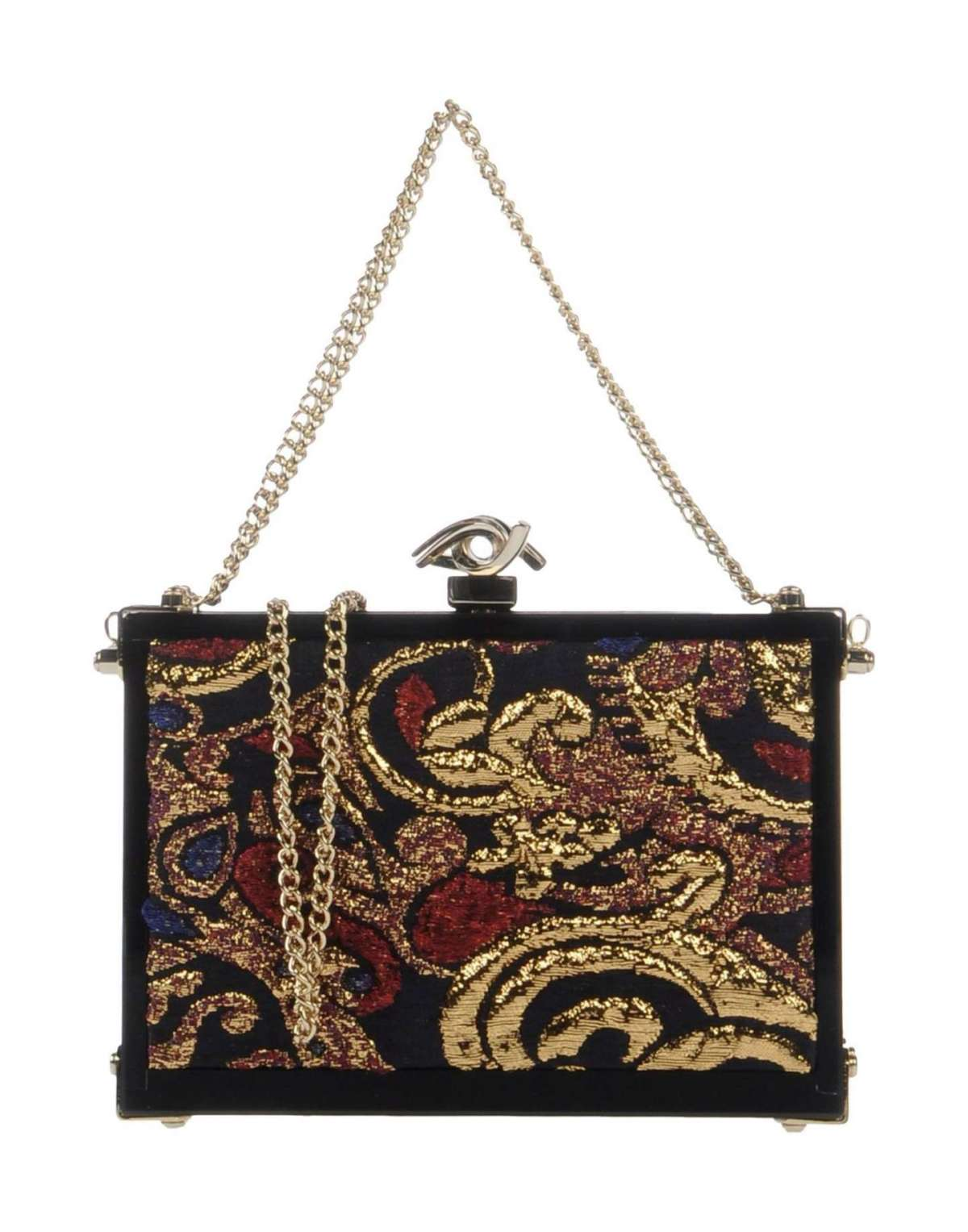 Clutch ricamata DSquared2