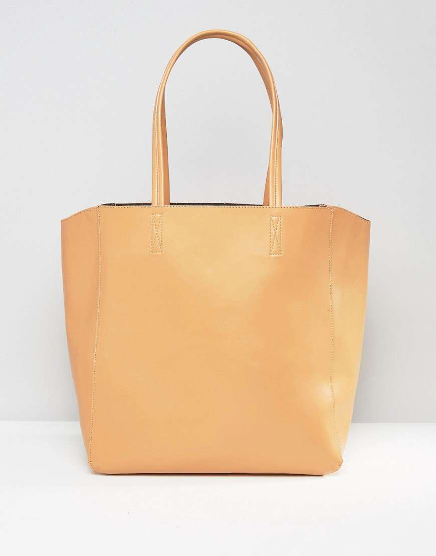 Shopper cammello