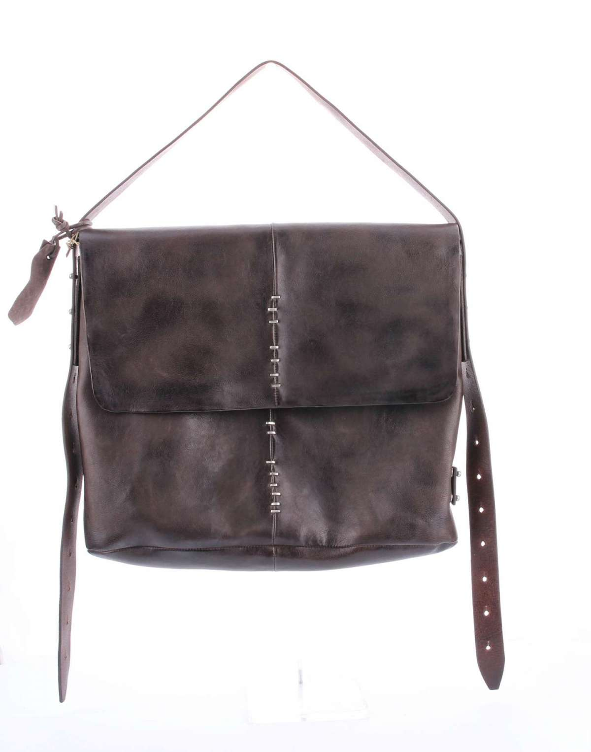 Shoulder bag con patta A.S. 98