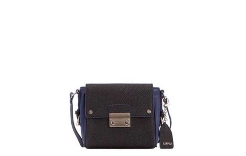 Mini bag bicolor