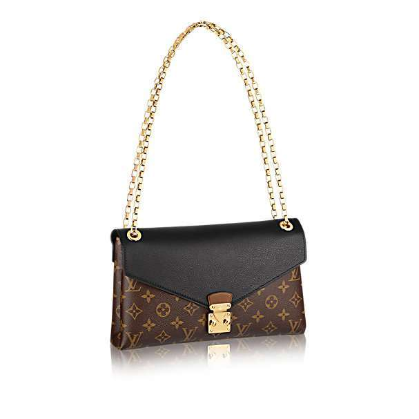 Pochette in tela Monogram Louis Vuitton
