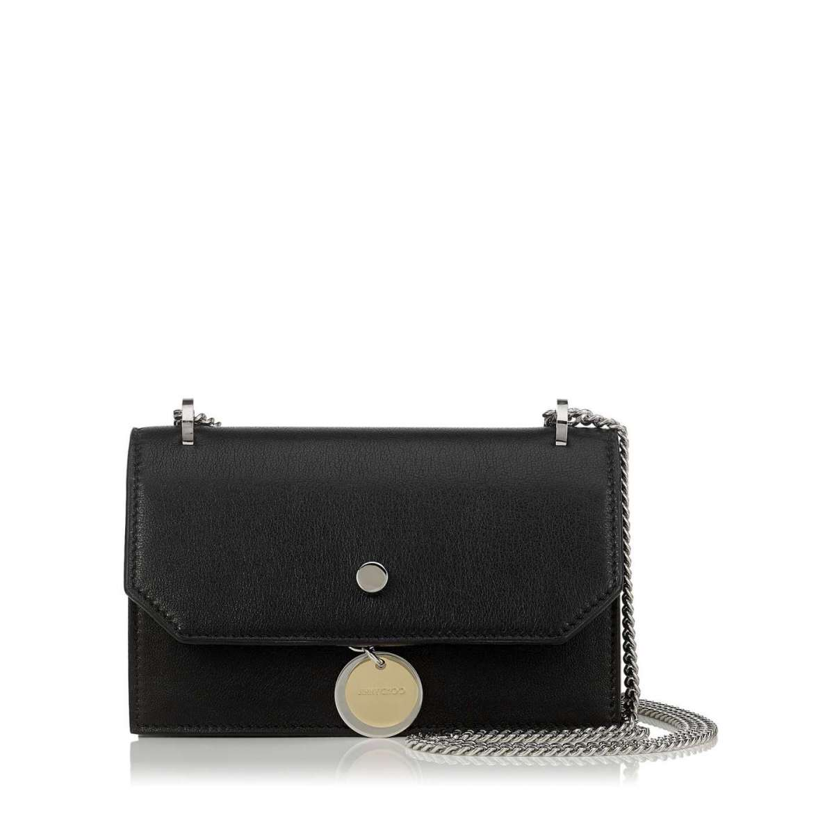 Mini bag nera Jimmy Choo