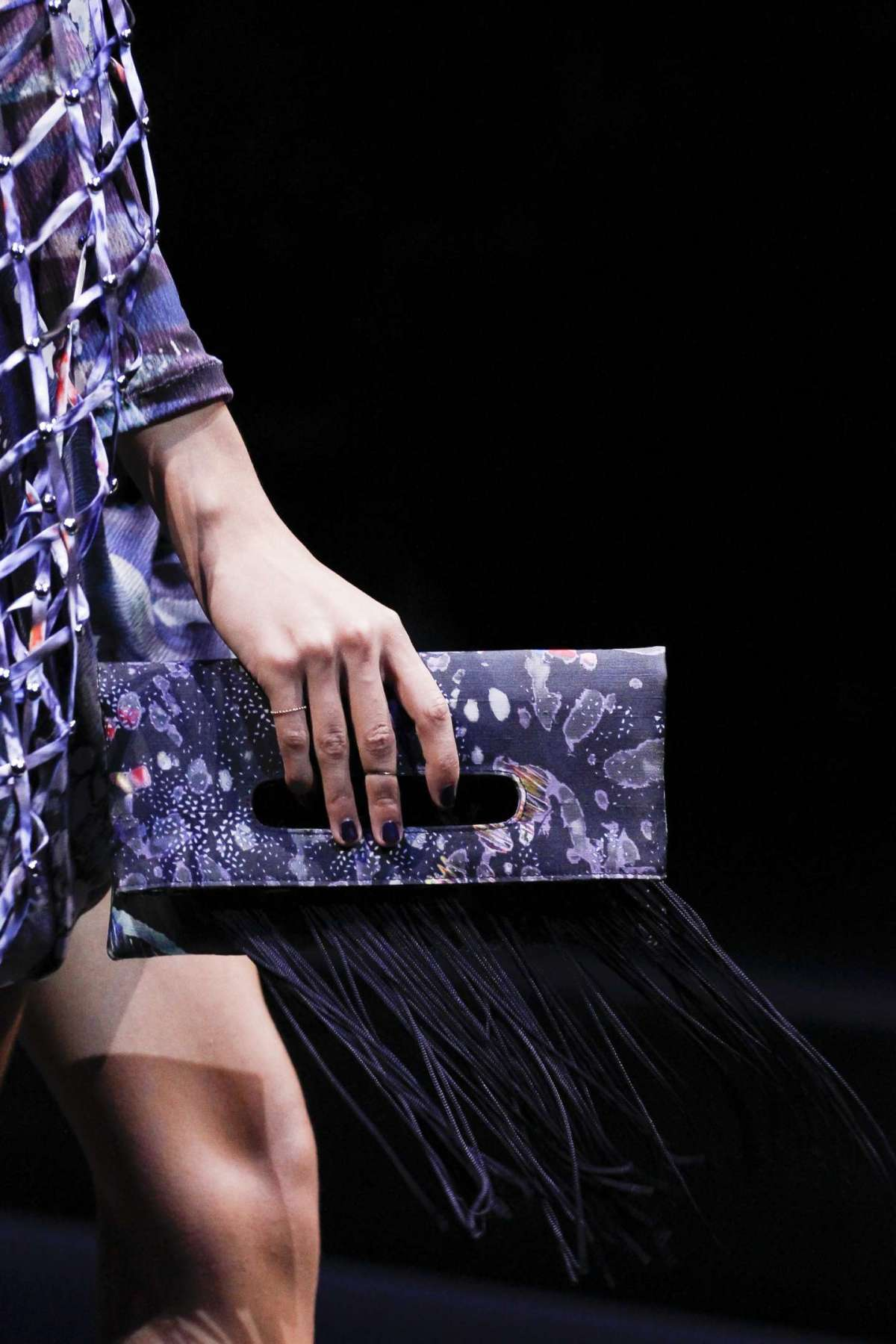 Clutch con manico interno