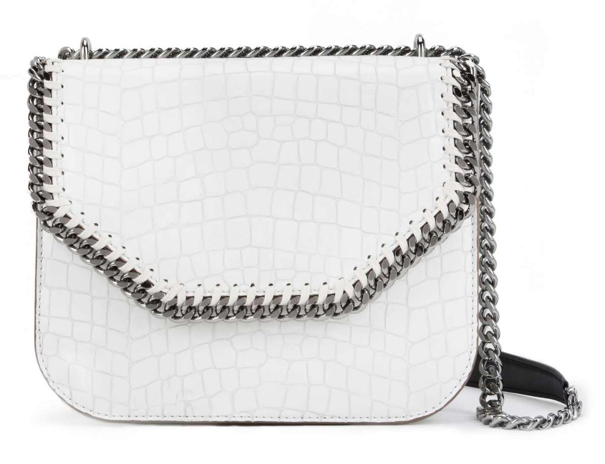Mini bag bianca Stella McCartney