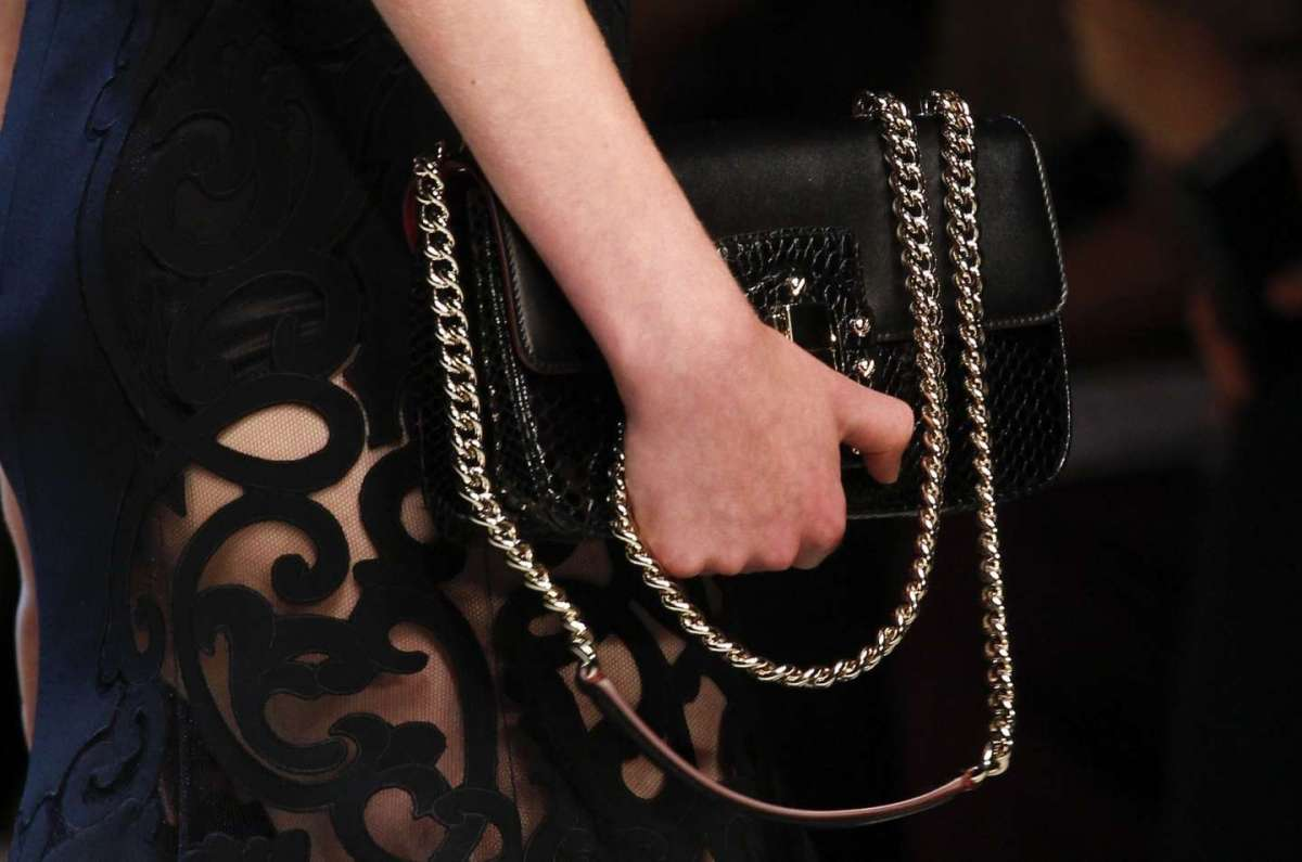 Mini bag nera Dolce & Gabbana