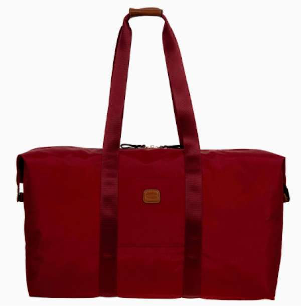 Shopping bag rossa