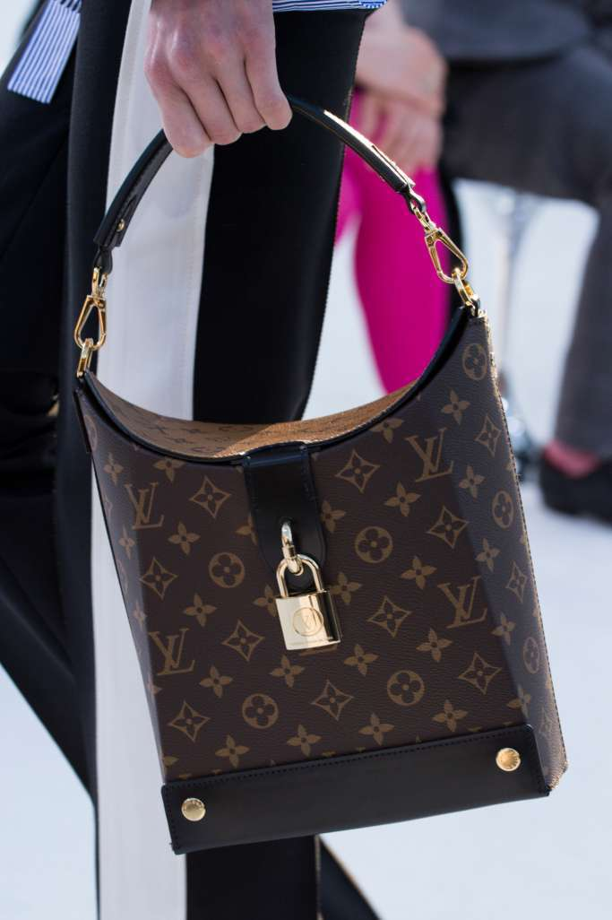 Handbag logata Louis Vuitton
