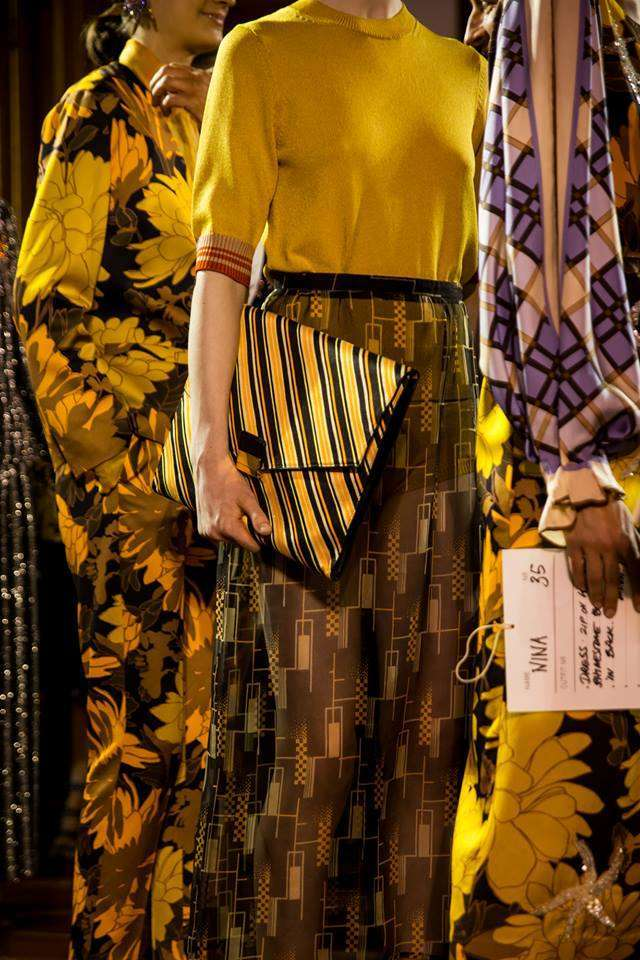 Clutch Dries Van Noten