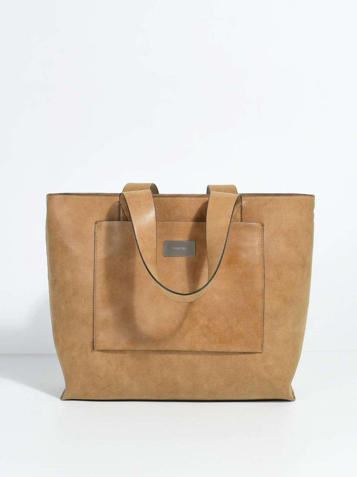 Shopper marrone