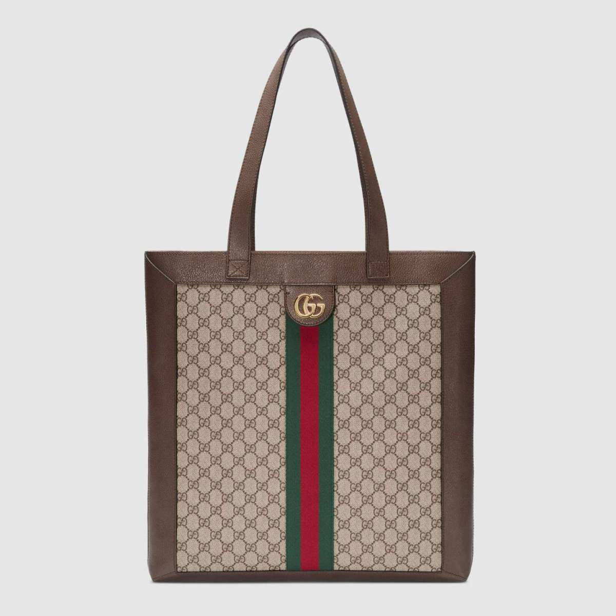 Borsa a spalla Gucci Ophidia in GG Supreme misura grande a 1150 euro