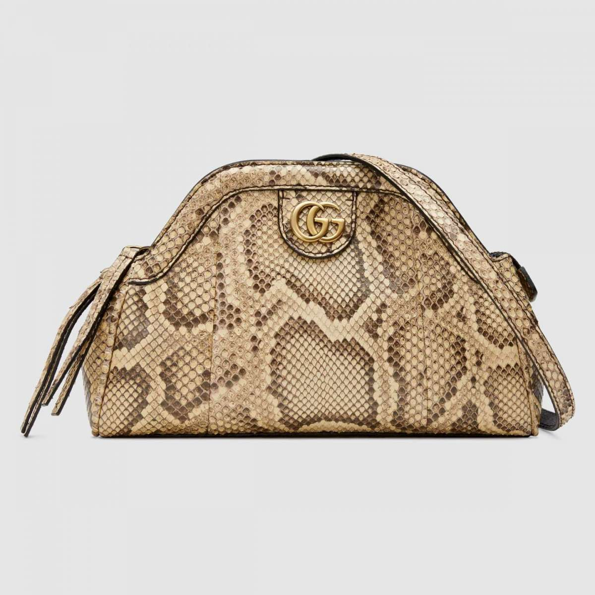 Borsa piccola in pitone Gucci Re(Belle) a 2100 euro