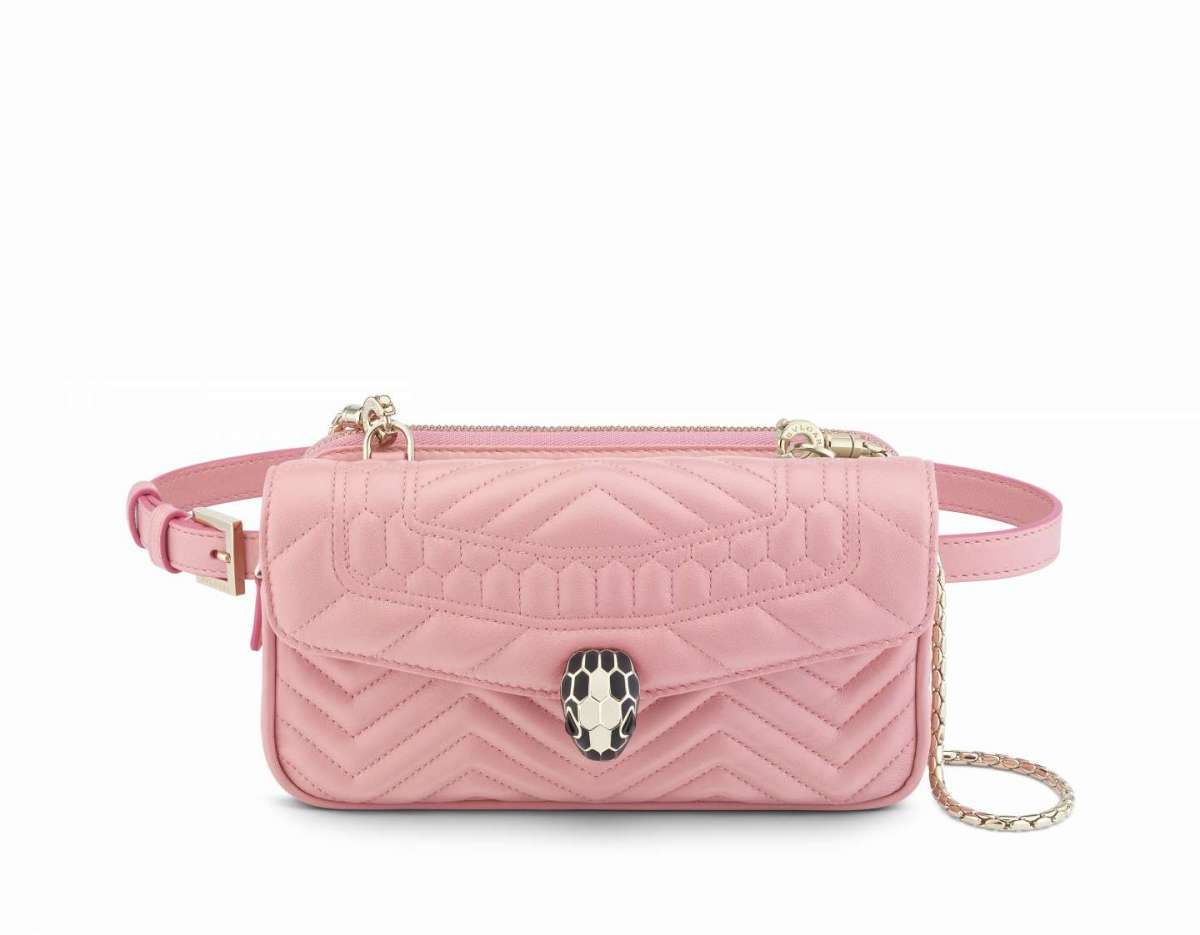 Belt Bag Bvlgari - Candy Quartz