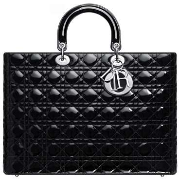 Lady Dior, shopper big