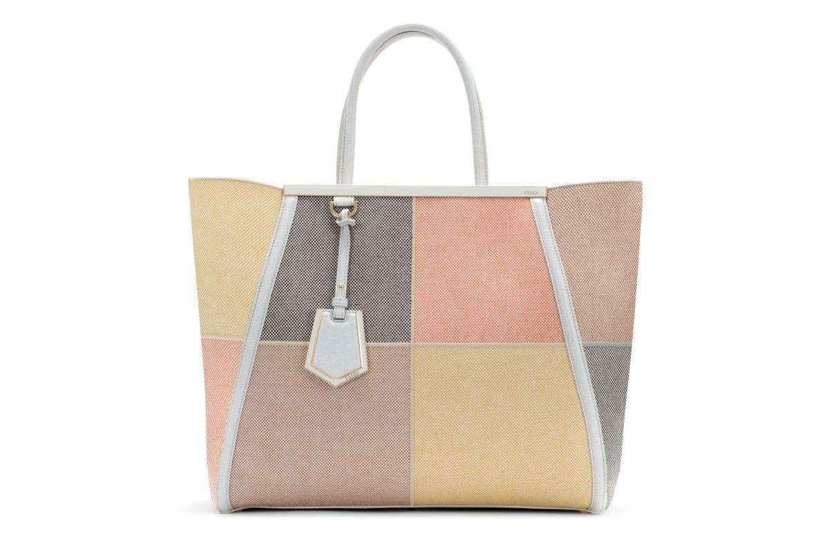 Shopper patchwork