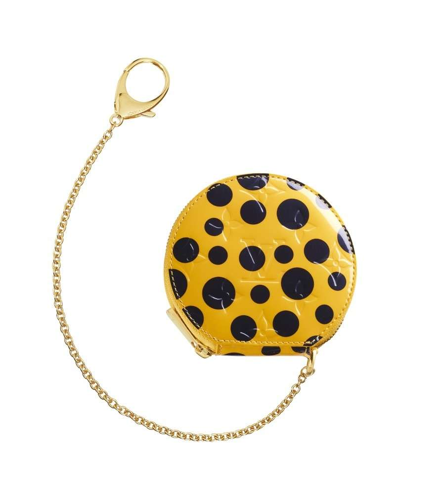 Clutch con catena Louis Vuitton by Yayoi Kusama