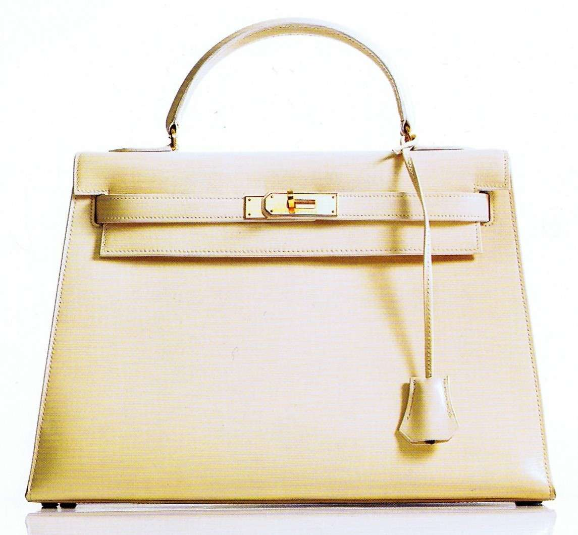 Handbag Kelly Forever Leather