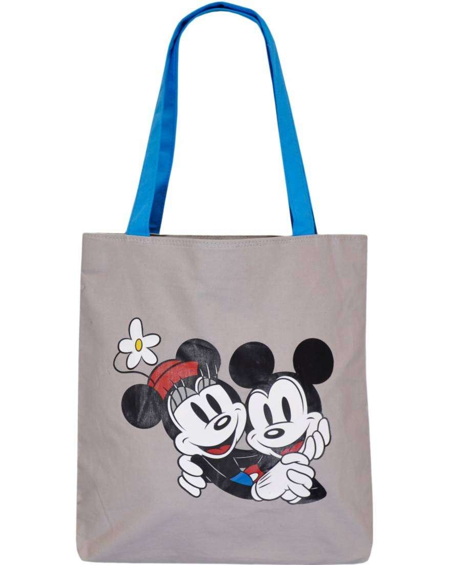 Shopper con Topolino e Minnie
