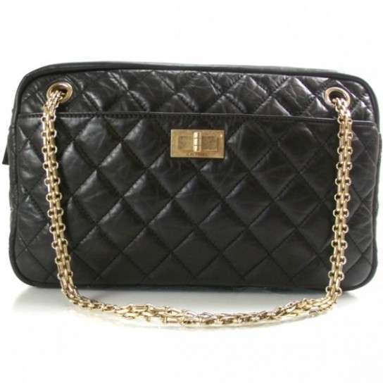 Camera Case Mademoiselle Lock Chanel