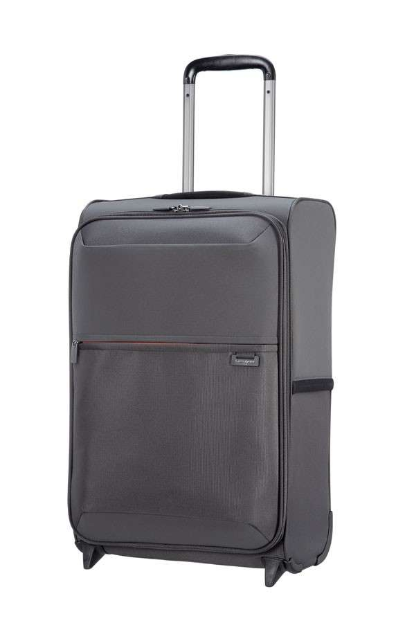 Valigia Samsonite Short-Lite Upright 55 grigia